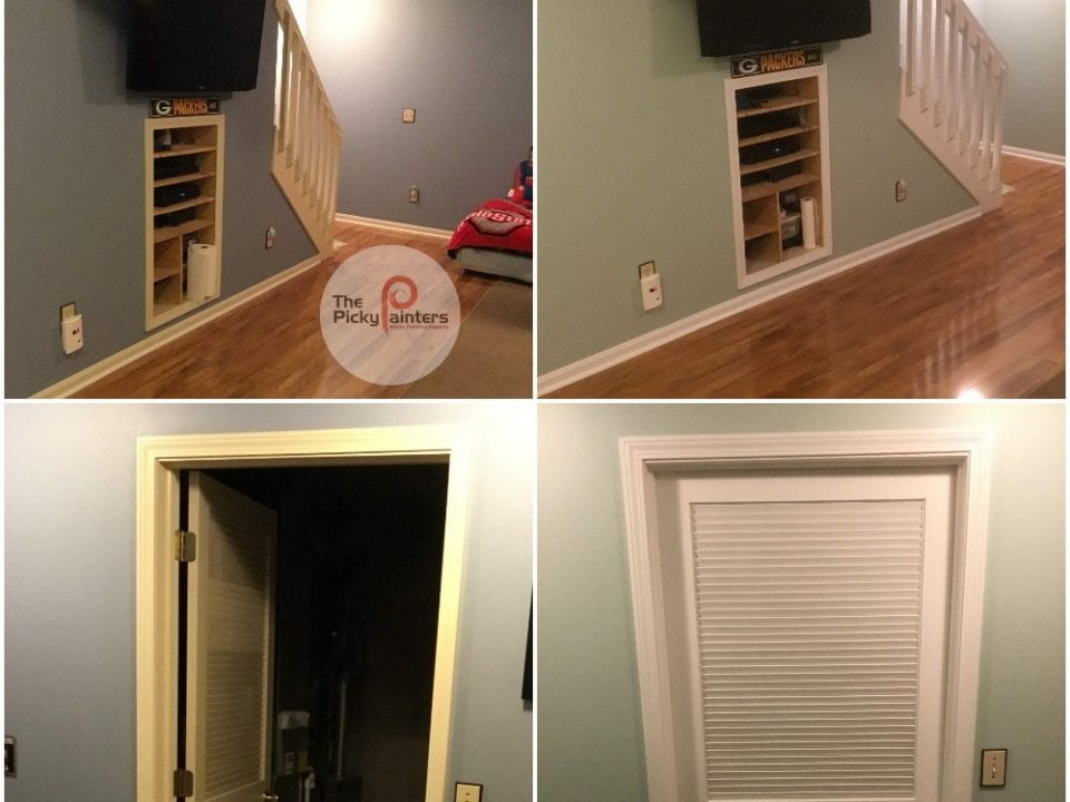 Interior Painting.Interior House Painting in Cleveland Ohio 3