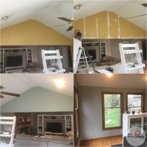How Much Does It Cost To Paint A Living Room The Picky Painters Berea Oh