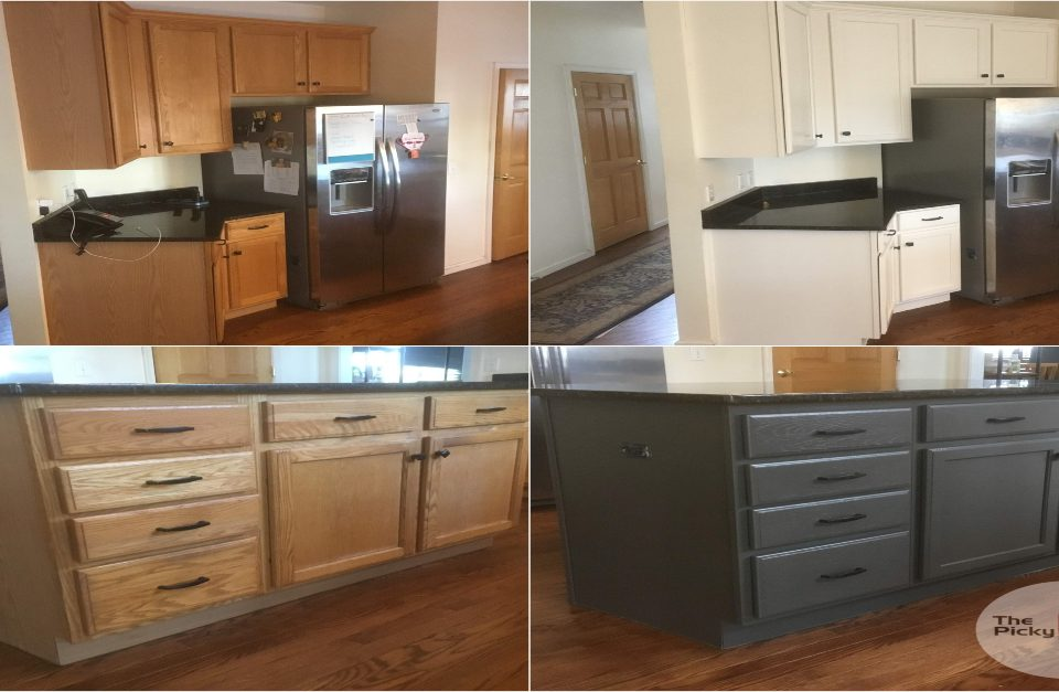 Kitchen Cabinet Painting near me Olmsted Falls